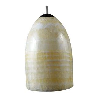 Onyx Dome Pendant Lamp