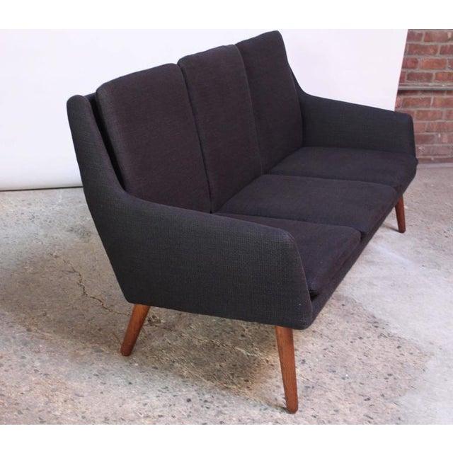 Danish Modern Sofa by Erik Ostermann and H. Høpner Petersen - Image 4 of 9