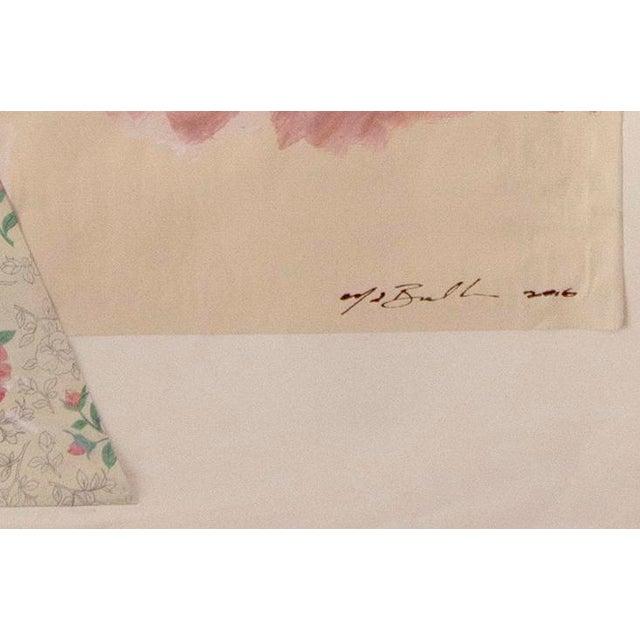 'Elizabeth in Springtime' Painting - Image 5 of 5