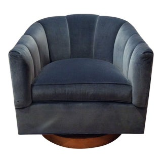 Hickory Chair Lady Swivel Chair