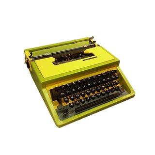 Montgomery Ward Olivetti Lettera 22 Typewriter