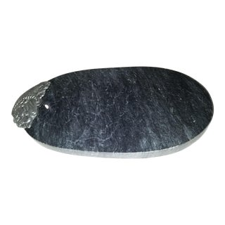 Regency Marble Table Cutting Board Platter