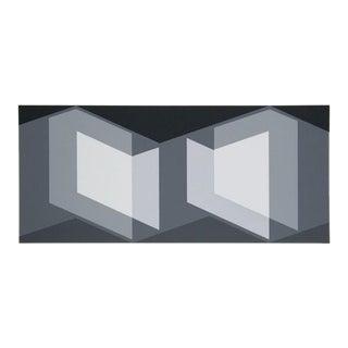 "Josef Albers ""Portfolio 2, Folder 7, Image 1"" Print"