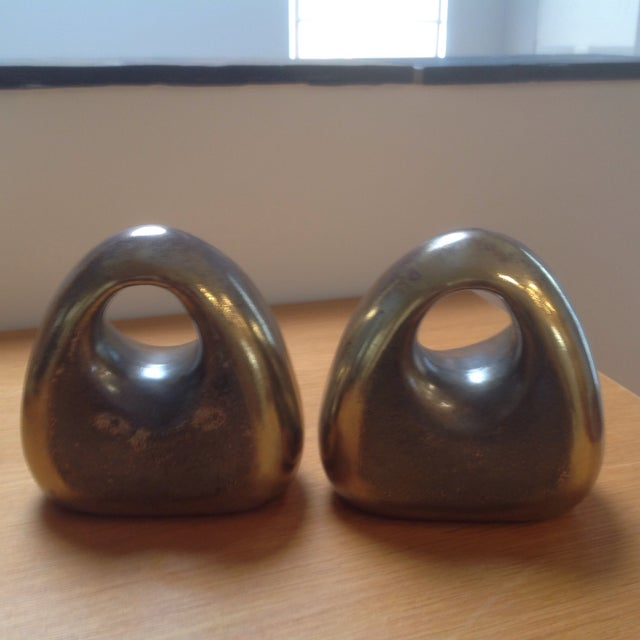 Ben Seibel Bookends by Jenfred-Ware - Image 5 of 7