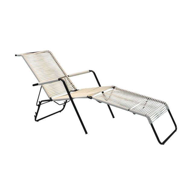 Image of Vintage Ames Aire Chaise Lounge