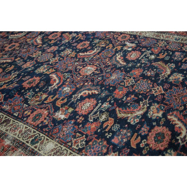 """Antique Malayer Rug - 4'1"""" X 6'6"""" - Image 4 of 9"""