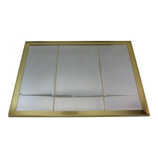 ... 44.0ʺW × 2.0ʺD × 34.0ʺH $475 Vintage Art Concept Mirror