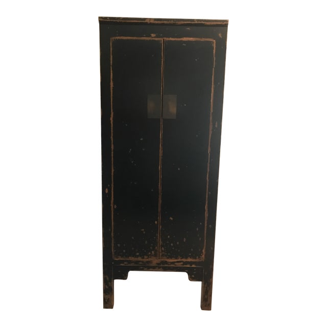 Shabby Chic Asian Wardrobe - Image 1 of 9