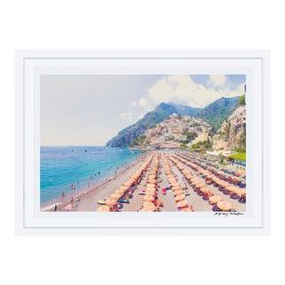 Gray Malin Positano Vista (La Dolce Vita) Framed Print