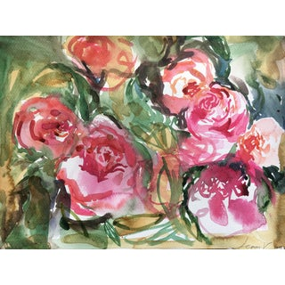 'Blossoming' Original Painting
