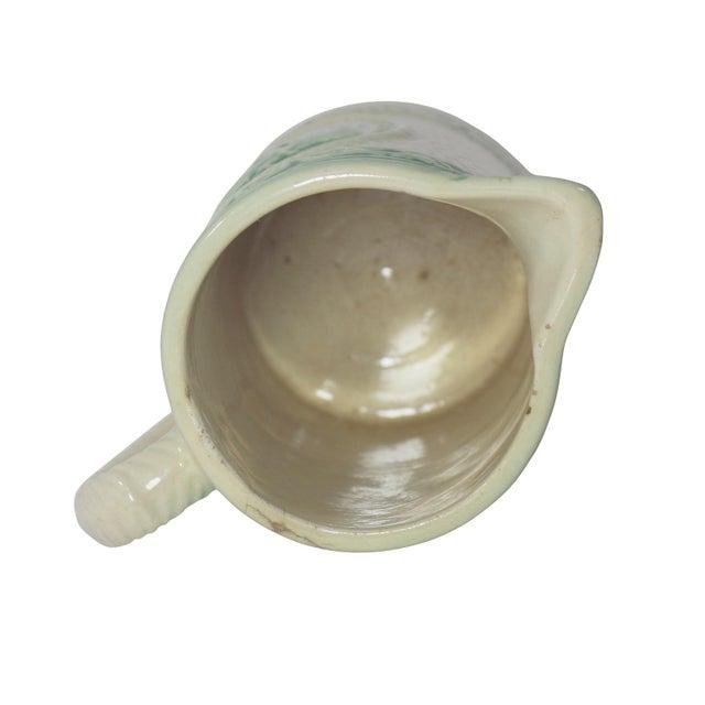 Antique Ceramic Cow Pitcher - Image 5 of 9