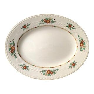 Staffordshire Ironstone Serving Platter
