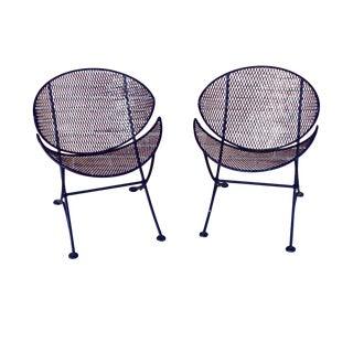 Salterini Maurizio Tempestini Garden Chairs-A Pair