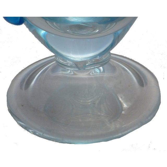 Mid-Century Bohemian Glass Vase - Image 3 of 4