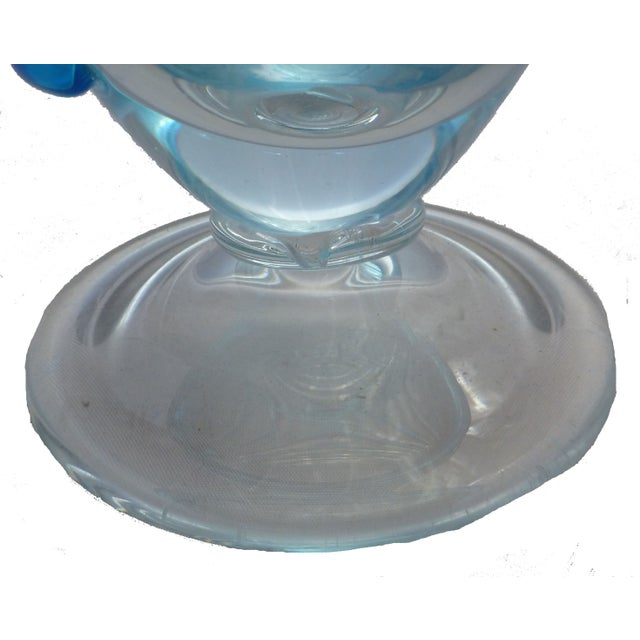 Image of Mid-Century Bohemian Glass Vase