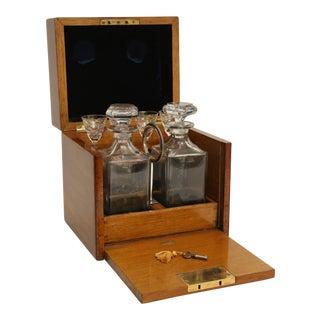 Liquor Decanter Box Set