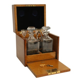 Liquor Decanter Box Set
