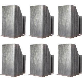 Cast Aluminum Modern Sconce
