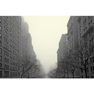 Black & White West End Ave NYC Photograph