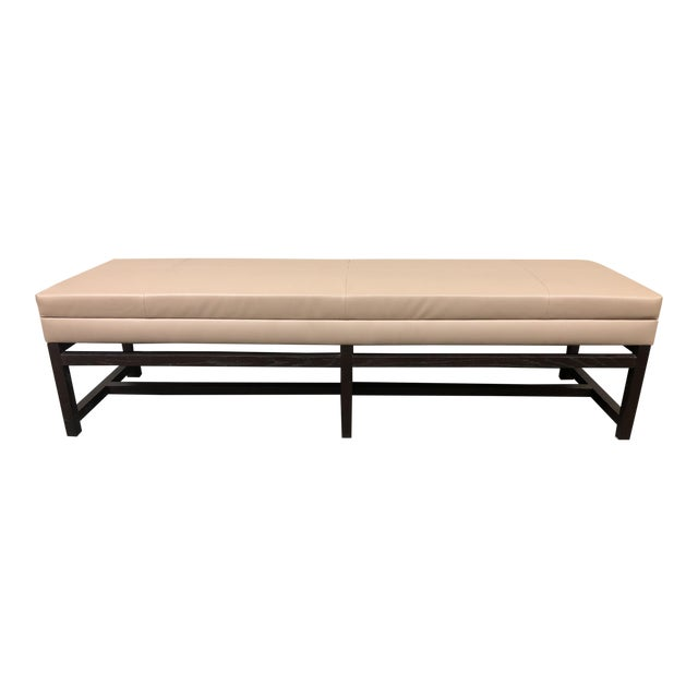 Room & Board Upholstered Bench - Image 1 of 8