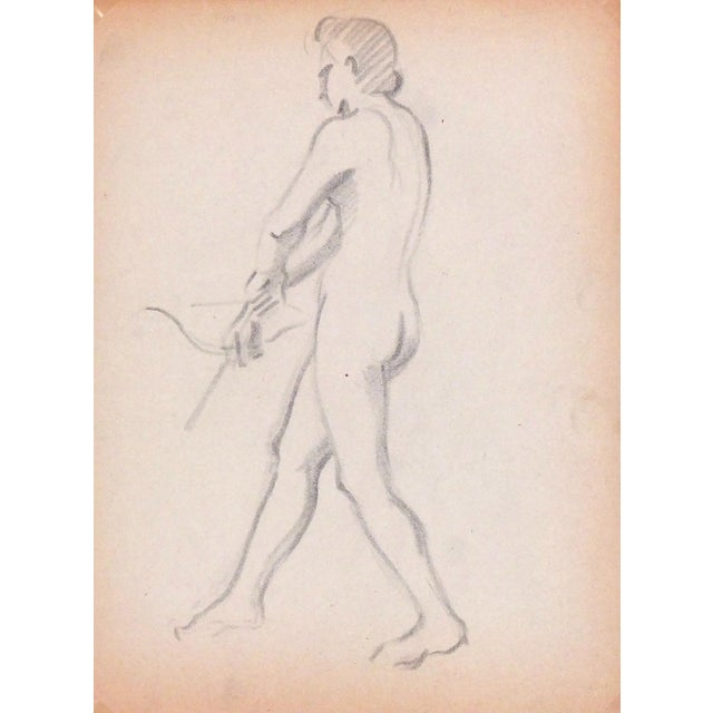 Image of 1940 Female Nude