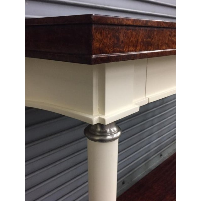 Andre Arbus Le Metro Console Table - Image 3 of 8