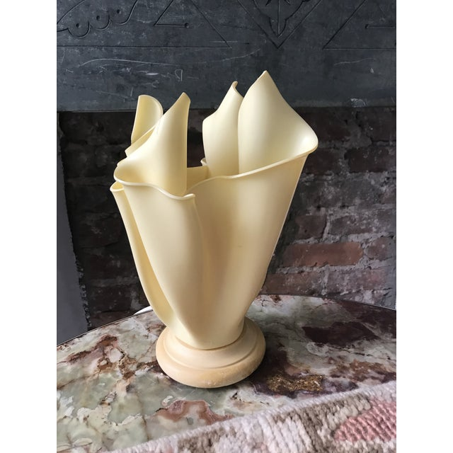 Georgia Jacob Mid-Century Buttercup Ophelie Lamp - Image 2 of 4