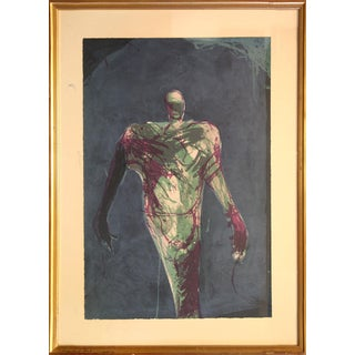 'The Magician' Lithograph Artist's Proof
