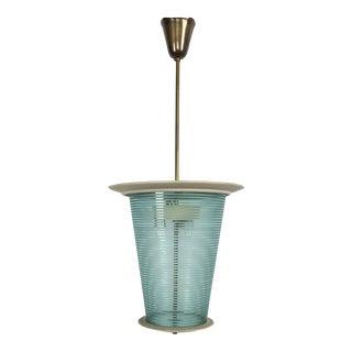 Pendant Lamp or Lantern by Fontana Arte, circa 1935