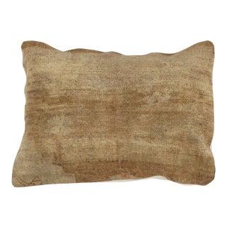 Oushak Rug Fragment Leon Banilivi Pillow