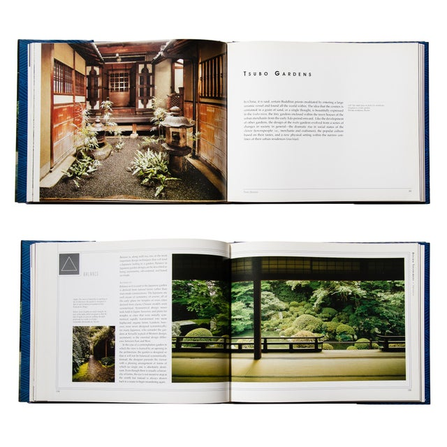Japanese Garden Design Books A Pair Chairish