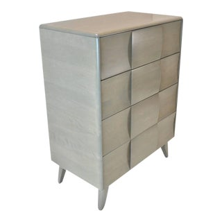Heywood Wakefield Block Front Chest of Drawers