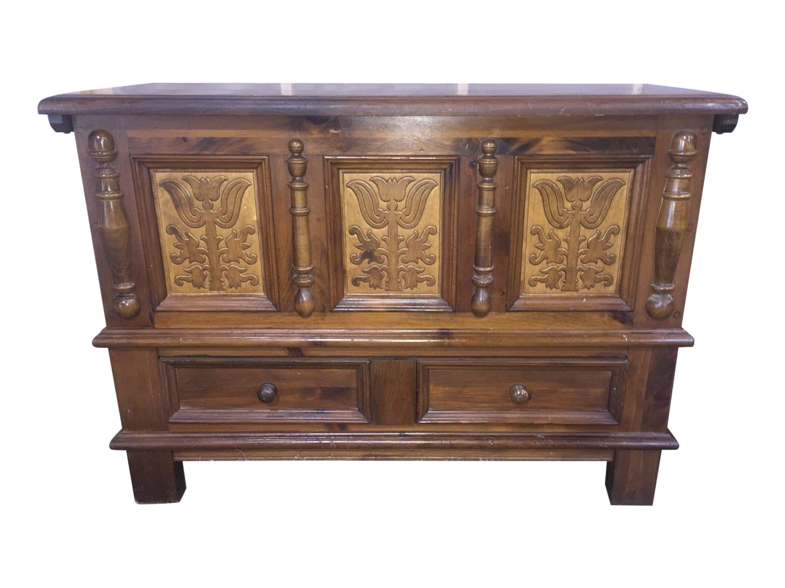 Heywood-Wakefield Vintage Limited Ed. Cedar Chest : Chairish