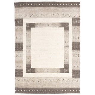 Loribuft Hand Knotted Rug - 6' X 8'