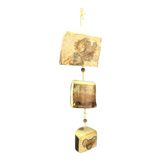 Ceramic Wind Chime or Bell