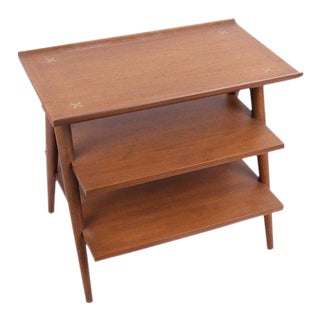 Mid-Century Modern American of Martinsville Merton Gershon Side Table