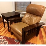Image of Stickley Mission Recliner Chair