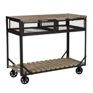 Industrial Rolling Console