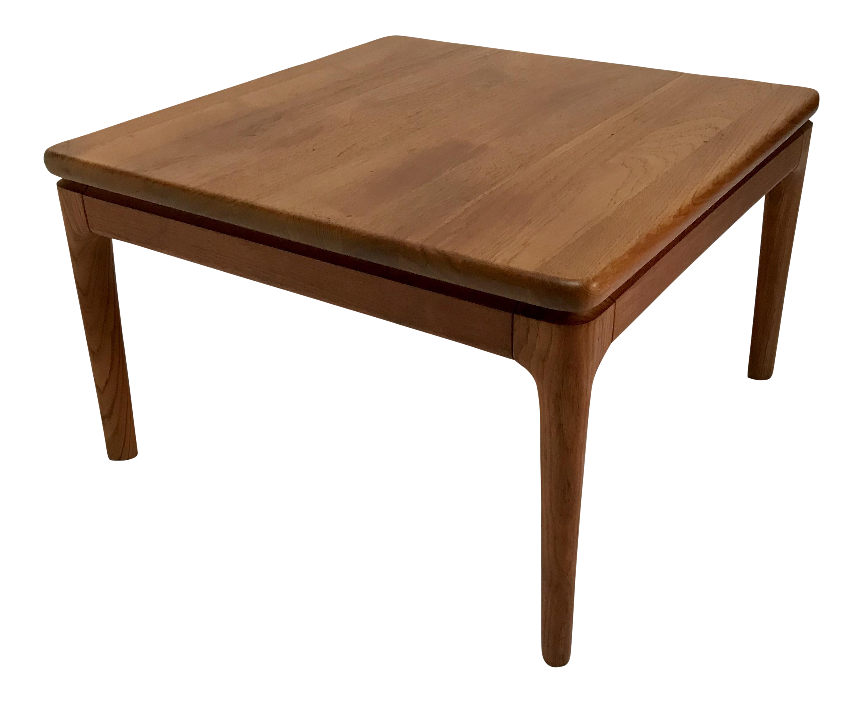 Square Danish Coffee Table By Glostrup