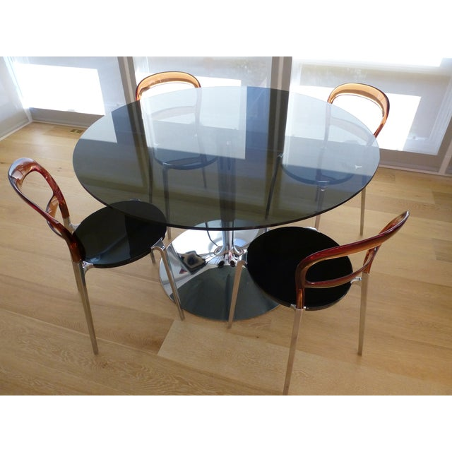 Calligaris Planet Table & Wien Chairs - Image 2 of 3
