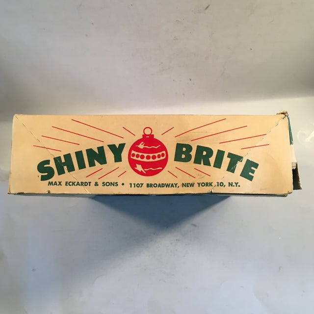 Vintage Shiny Brite Ornaments - Set of 12 - Image 7 of 9