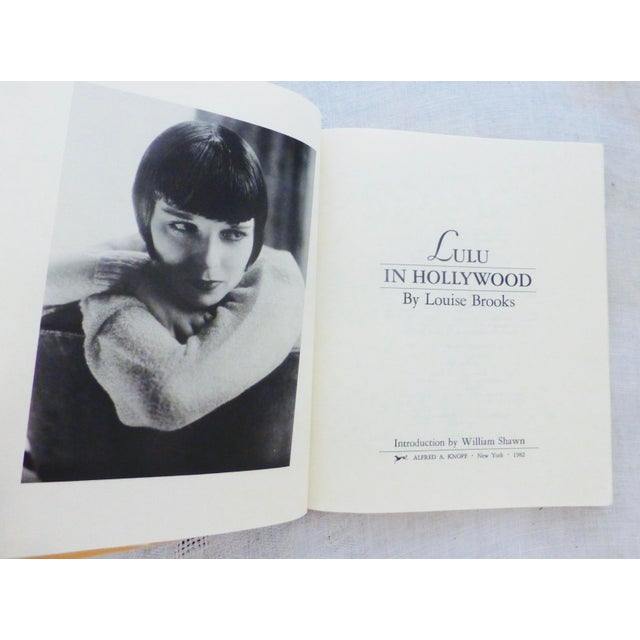 LuLu in Hollywood Louise Brooks Biography - Image 3 of 7