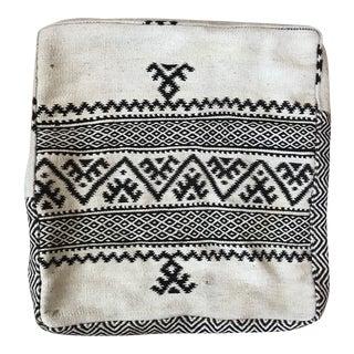 Vintage Moroccan Pouf No. 2