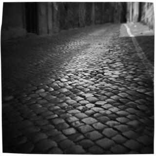 Worn Cobbles Photograph