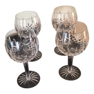 Waterford Oversized Wine Goblets - Set of 4