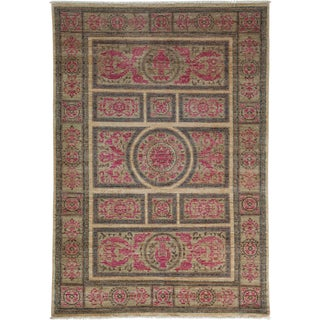 "Ziegler Hand Knotted Area Rug - 5'0"" X 7'2"""