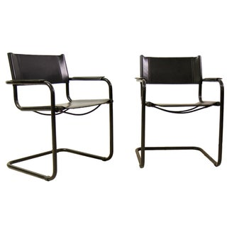 Marcel Breuer Cantilever Chairs - A Pair