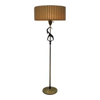 Mid-Century Modern Rembrandt Floor Lamp