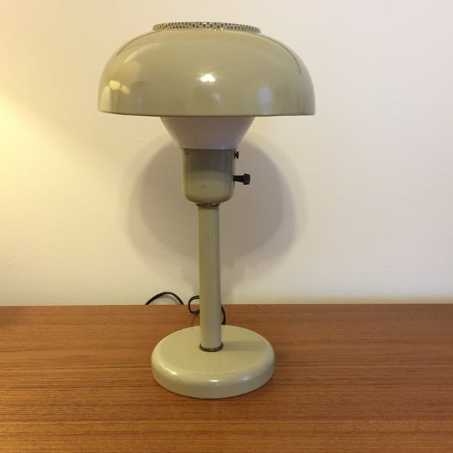 Mid-Century Industrial Desk Lamp - Image 2 of 11