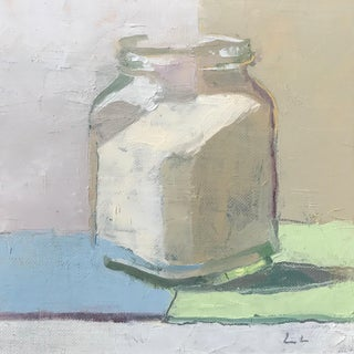 """Sugar Jar"" Oil on Linen Original Painting"